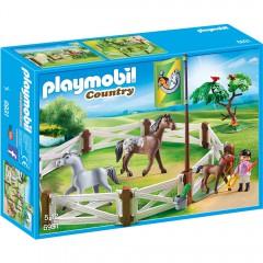 Playmobil 6931 Paardenweide