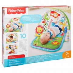 Fisher Price Rainforest Muzikale Activity Gym 3 in 1