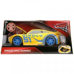 Disney Cars metal diecast 1:24 Cruz Ramirez (21cm)