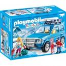 Playmobil 9281 4x4 auto met dakkoffer