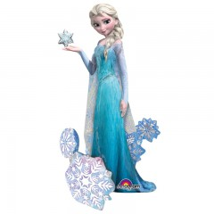 Disney Frozen Elsa airwalker folie ballon 144cm