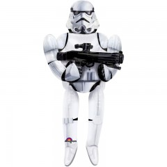 Star Wars Stormtrooper airwalker folie ballon 177cm