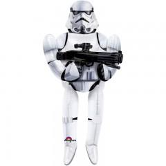 Star Wars Stormtrooper airwalker folie ballon 177cm
