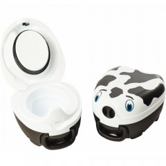 My Carry Potty plaspotje trainer - Koe