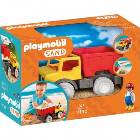 Playmobil Sand 9142 Dump Truck