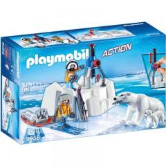 Playmobil 9056 Poolreizigers met ijsberen