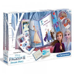Disney Frozen 2 dromendagboek