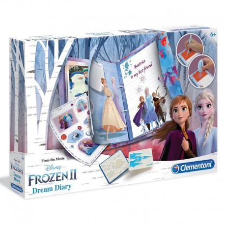 Disney Frozen 2 dromendagboek