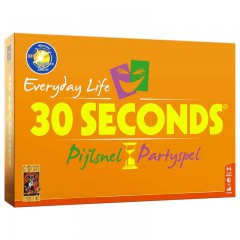 30 Seconds Everyday Life Partyspel