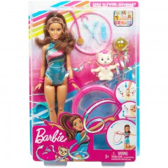 Barbie Dreamhouse Adventures pop turner Teresa