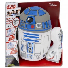 Star Wars Sound & Motion pluche R2-D2