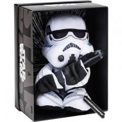 Star Wars knuffel Stormtrooper Black Line