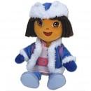 Dora beanbag knuffel Rusland 18cm